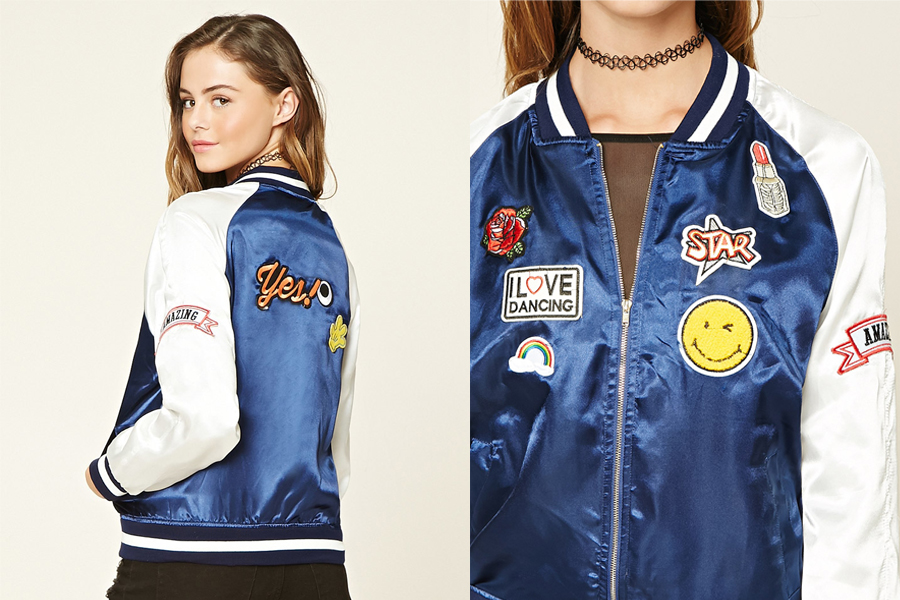 6233ff9f8 Best Adorable Bomber Jackets Under $50 for Fall
