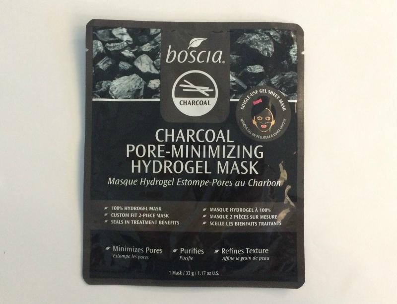 Boscia Charcoal Hydrogel Mask