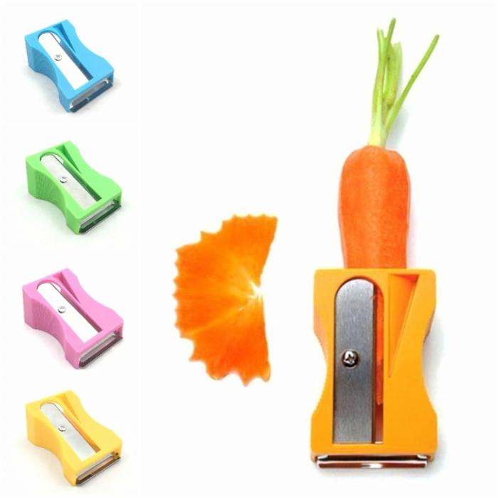 Carrot sharpener kitchen tool