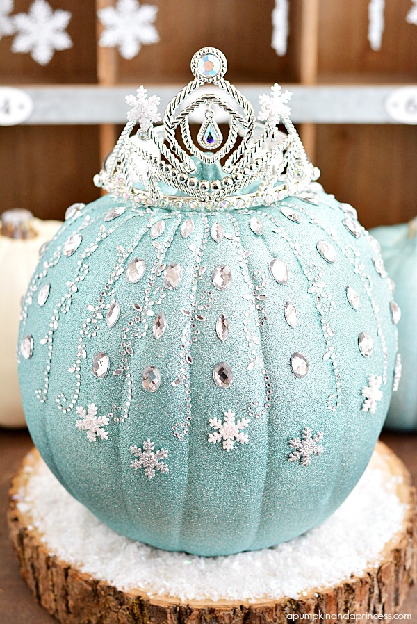 The Cutest Diy Disney Princess Pumpkins For Halloween