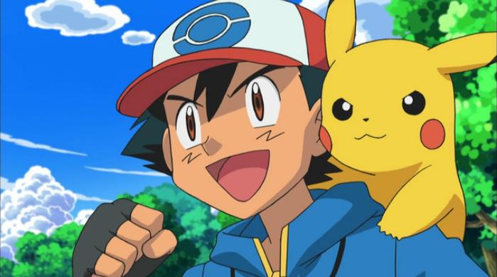 Ash Ketchum from Pokémon