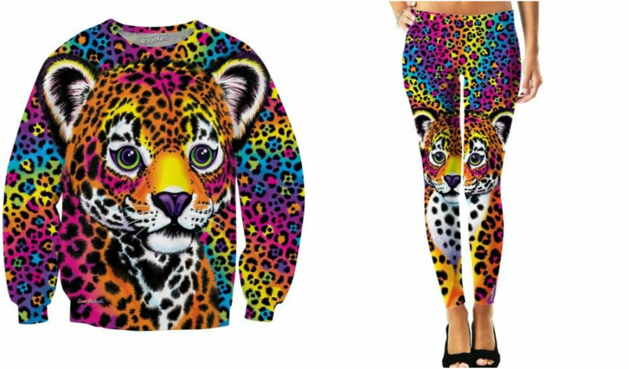 Lisa Frank Hunter Outfit