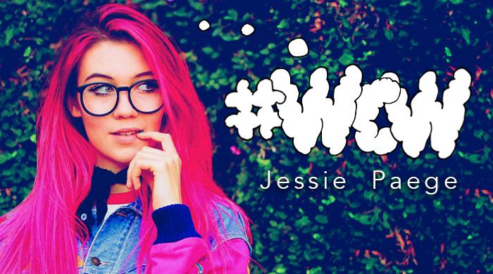 Jessie Paege #WCW art