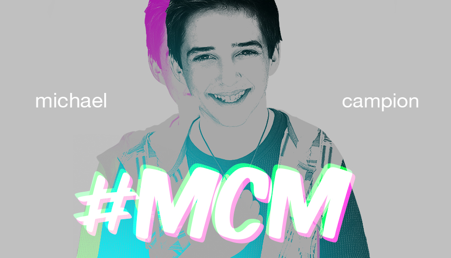 Michael Campion MCM artwork