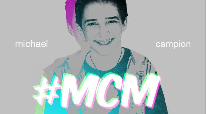 Michael Campion MCM art