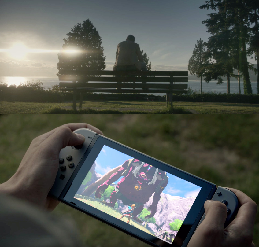 Nintendo Nx Is Officially The Switch Here S What It Can Do