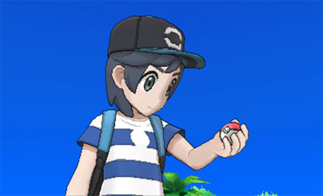 Pokémon Sun and Moon Player