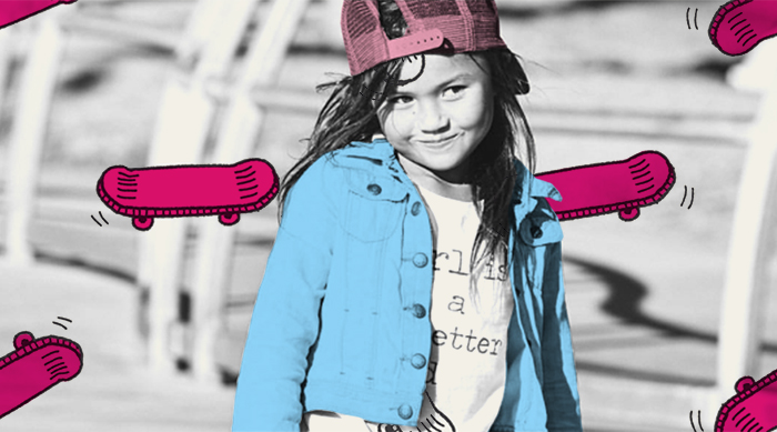 Sky Brown interview: 8-year-old skater and surfer