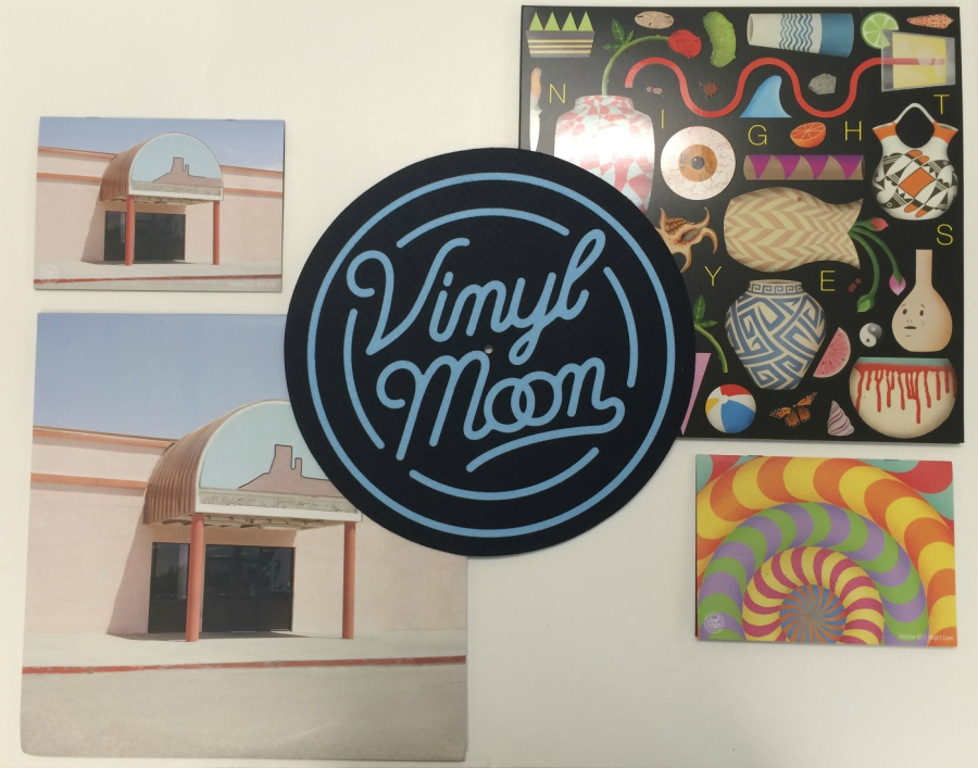 Vinyl Moon subscription box