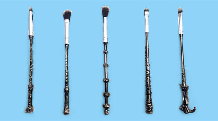 Harry Potter Makeup Brush Wands