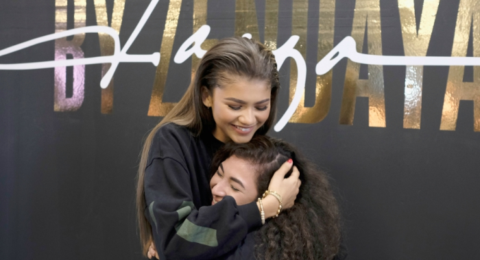 Zendaya at Daya Launch