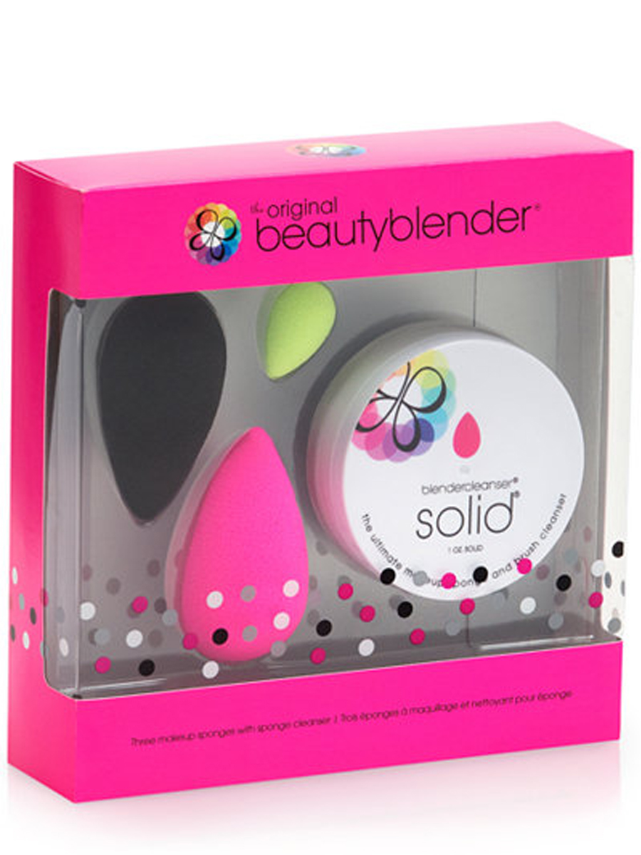 Beauty Blender Gift Set