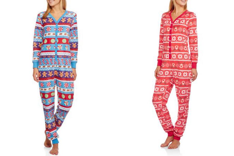 Christmas Pajamas Onesies