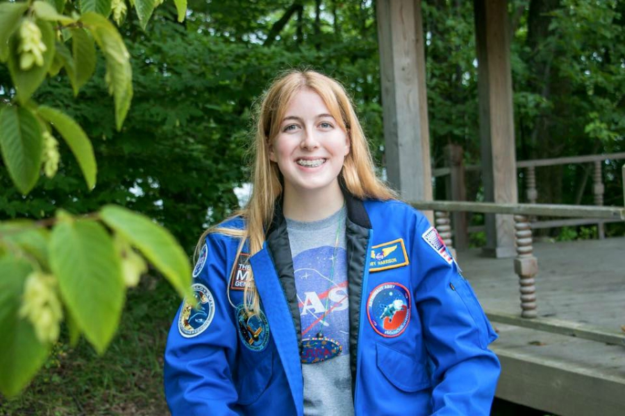 Abigail Harrison aka Astronaut Abby