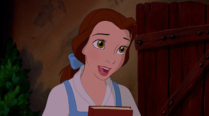 """Belle from """"Beauty and the Beast"""""""