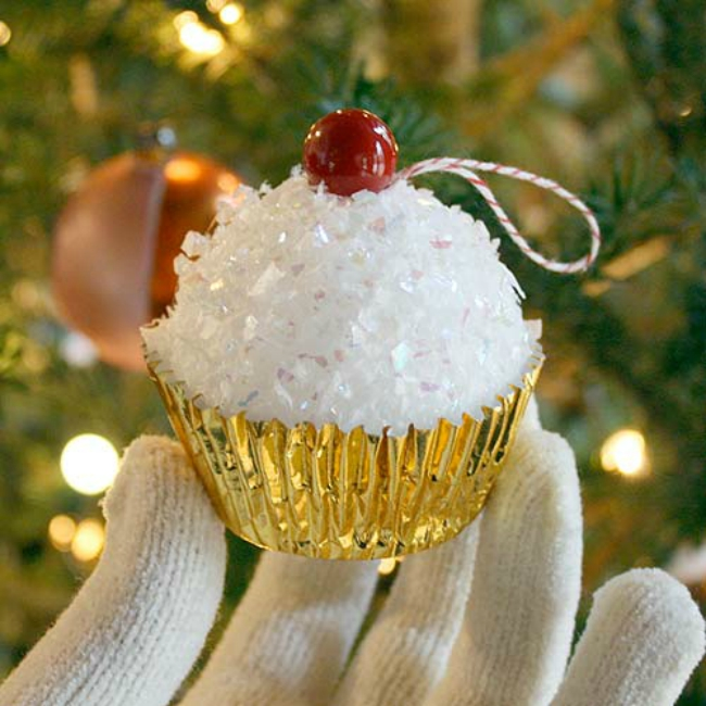 Diy Food Themed Ornaments For Your Christmas Tree