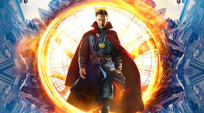 Doctor Strange: Marvel poster