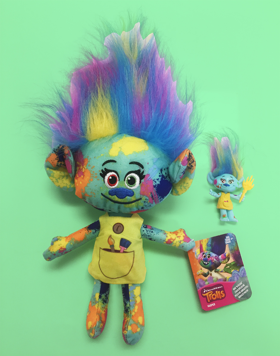 Trolls' Dreamworks Movie Character Guide and Bios