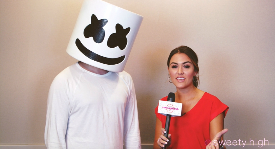 DJ Marshmello Discusses the Meaning Behind His Song Alone