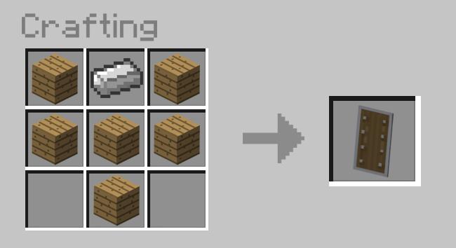How Do You Craft A Shield