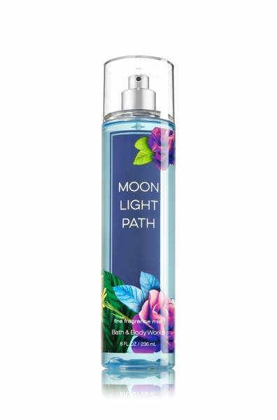 Moonlight Path spray from Bath & Body Works
