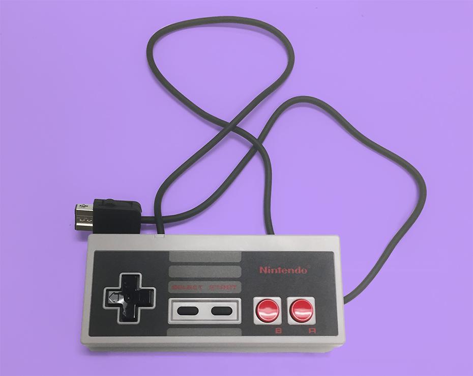 NES Classic Edition controller