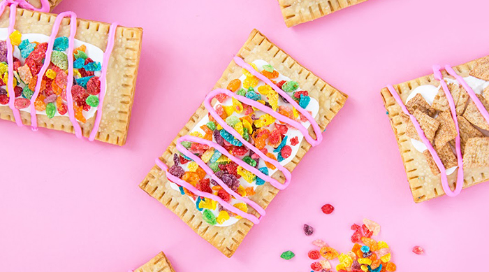 Cereal Poptarts