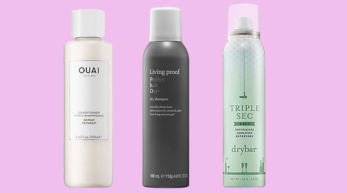 Sephora haircare products