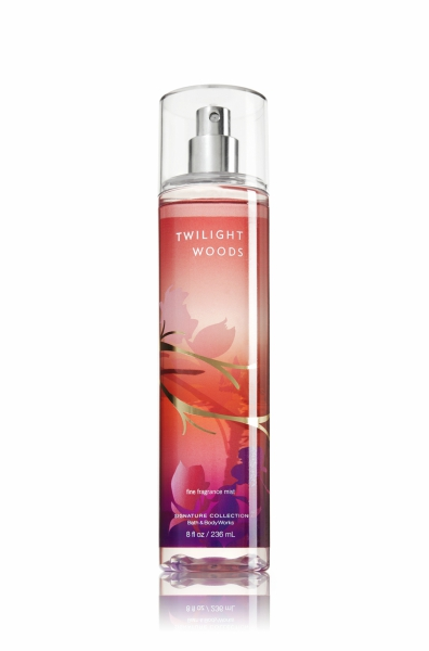 Twilight Woods spray from Bath & Body Works