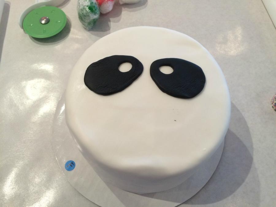 Cake Decoration Eyes : Duff s Cakemix Cake Decorating Review