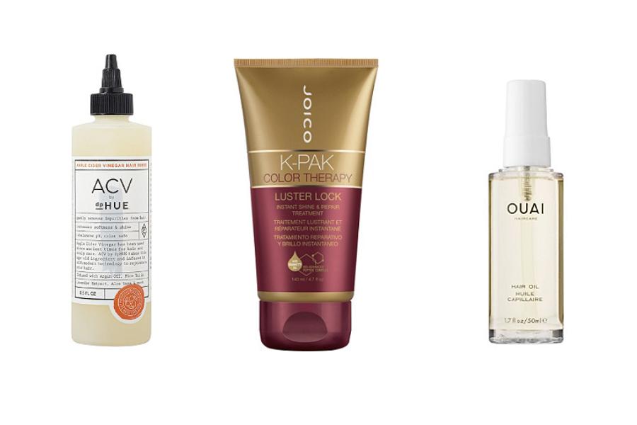 ACV Joico and Quai hair products