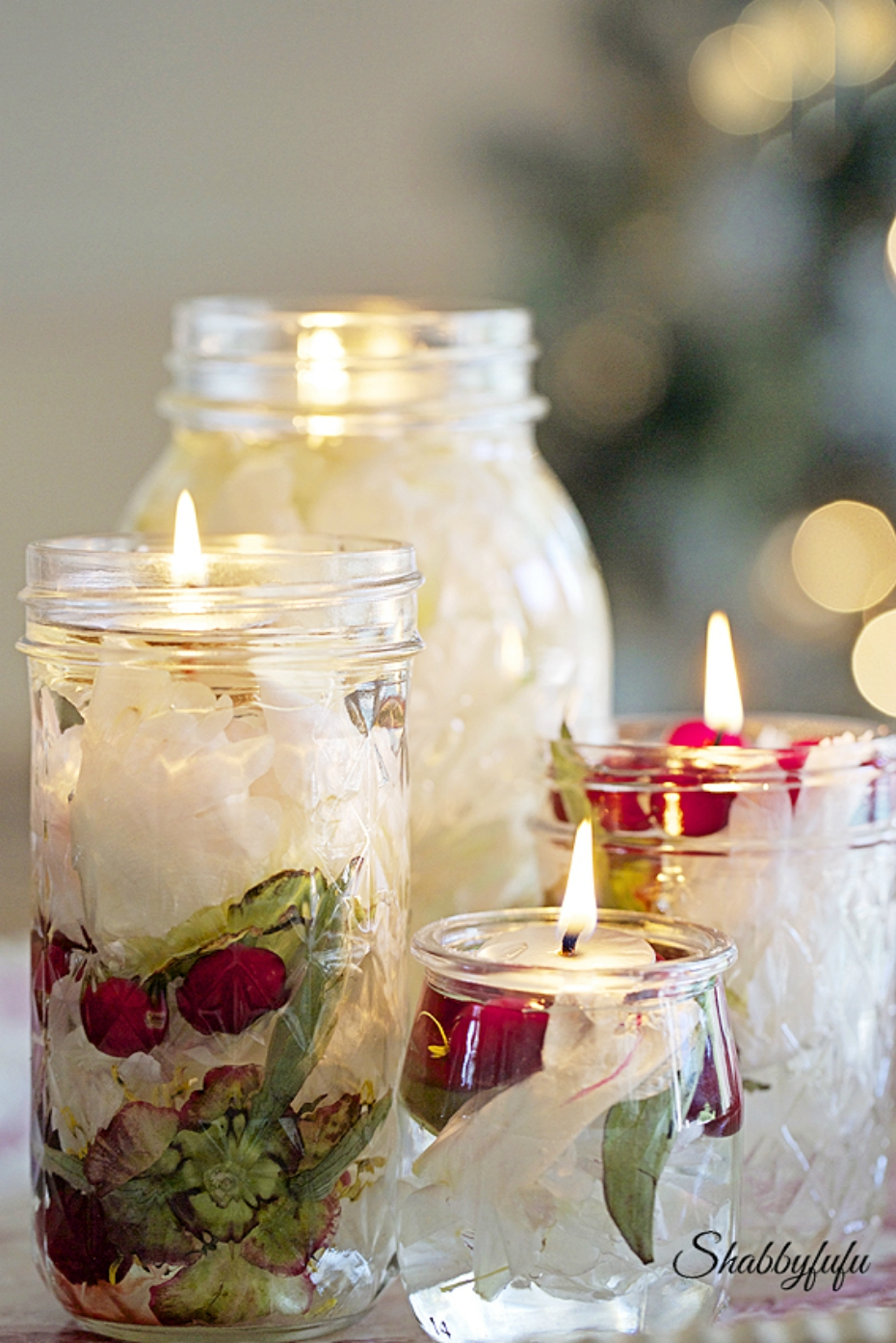 Diy Craft Ideas For Recyclable Glass Jars