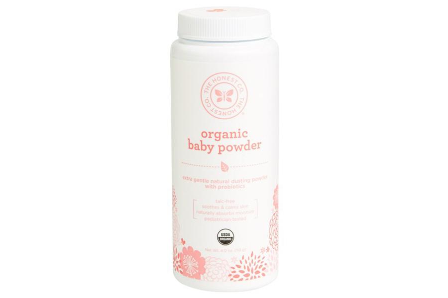 Organic Baby Powder from Honest Company