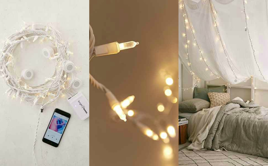 Bluetooth Speaker String Lights Cool Brighten Your Bedroom With These Beautiful Bulbs