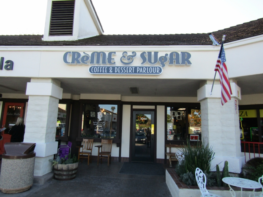 Creme and Sugar store front