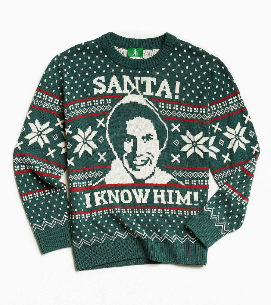 Elf sweater from Urban Outfitters