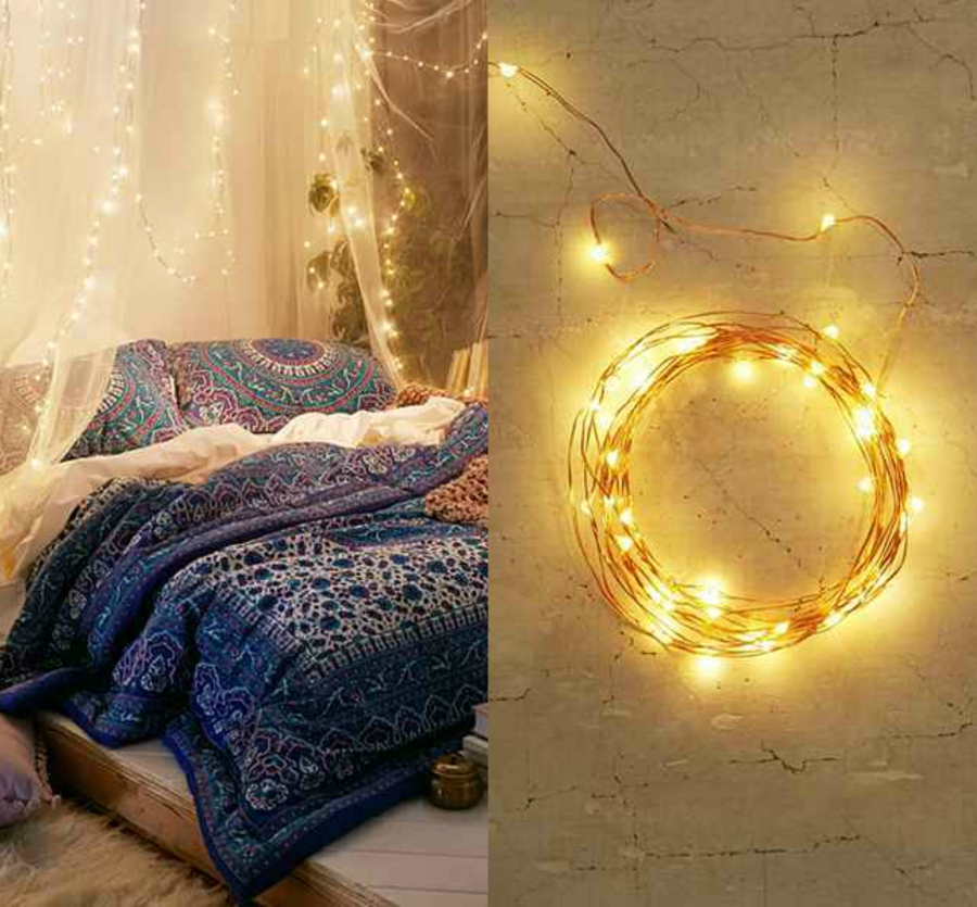 Firefly String Lights Michaels : Brighten Your Bedroom With These Beautiful Bulbs