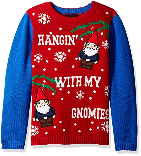 Gnome ugly sweater