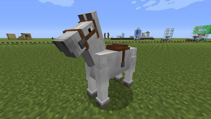 Image of: Build Horseminecraft121416 Sweety High How To Tame Wolves Ocelots Horses Cows Pigs In Minecraft