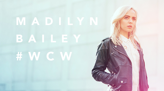 Madilyn Bailey #WCW art