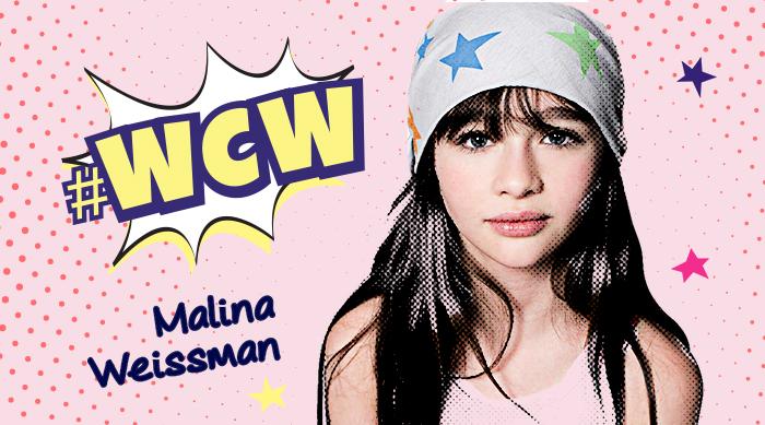 Malina Weissman #WCW art
