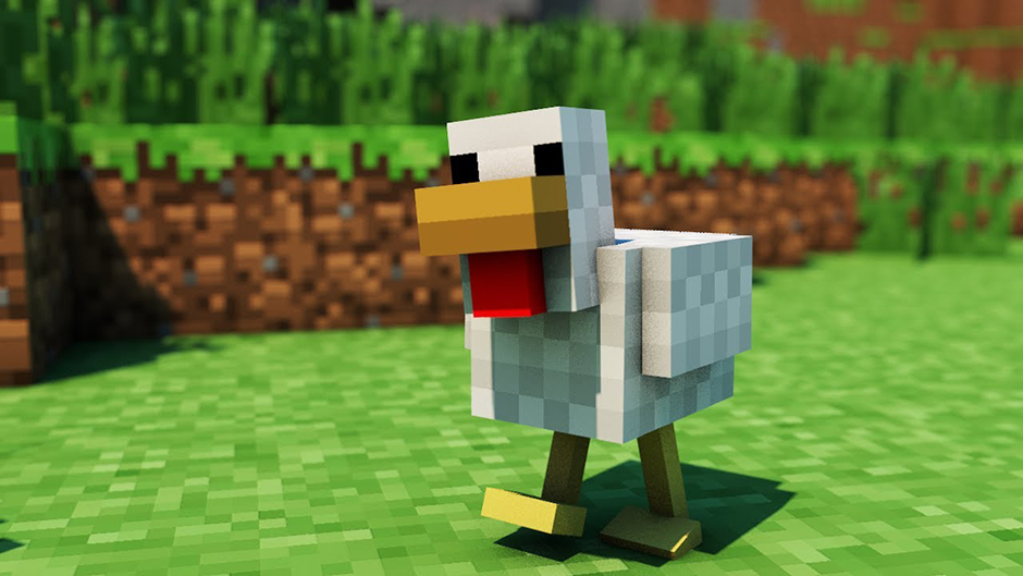 Image of: Animal Trap Chicken In Minecraft Game Sweety High How To Tame Wolves Ocelots Horses Cows Pigs In Minecraft