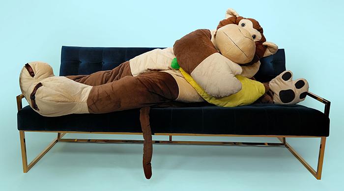 Monkey sleeping bag
