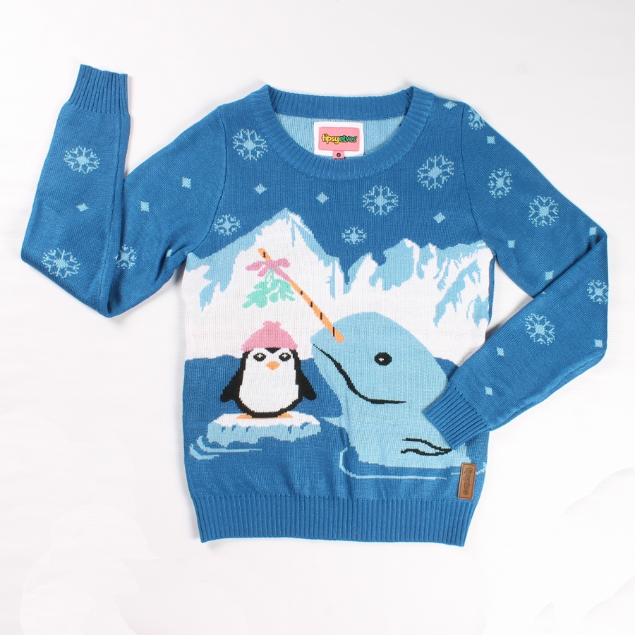 Dreamy Narwhal Sweater