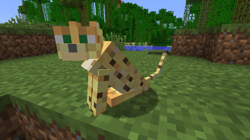 How To Tame Wolves Ocelots Horses Cows Pigs In Minecraft