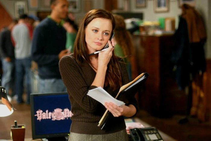 Still of Rory from Gilmore GIrls