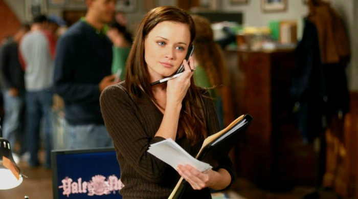 Still of Rory Gilmore from Gilmore GIrls