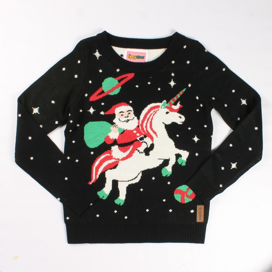 9831c3f7b02866 The Funniest and Cutest Ugly Sweaters for the Holiday Party