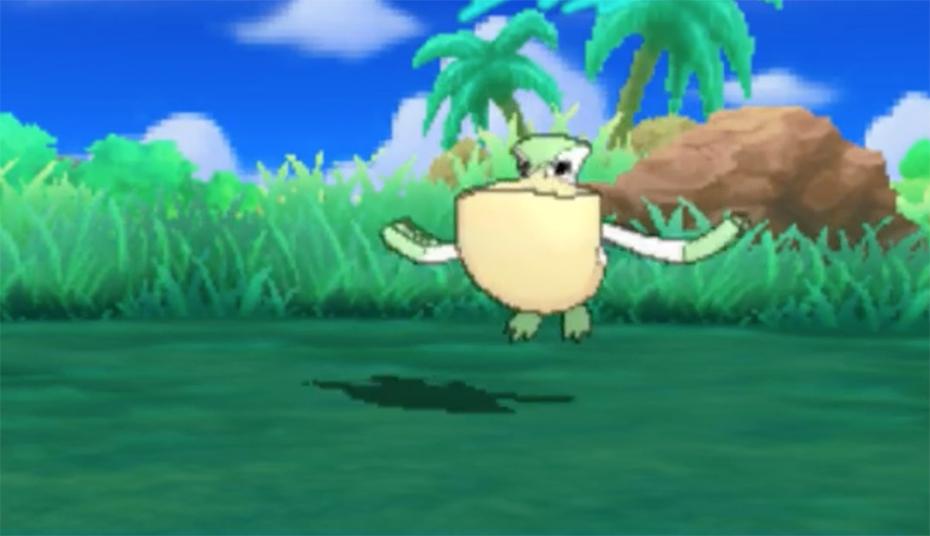 Pokémon Moon: Shiny Pelipper