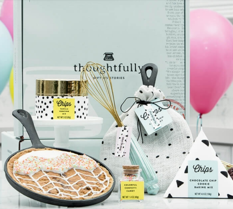 Thoughtfully cookie-lovers gift set